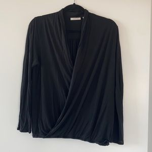 Babaton Crossover Blouse
